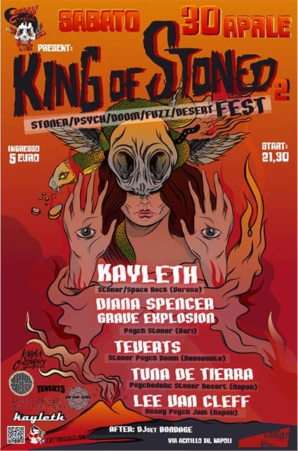 King of Stoned Fest 2 Rockambula