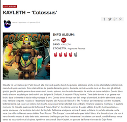 """Colossus"" review by Loud & Proud"