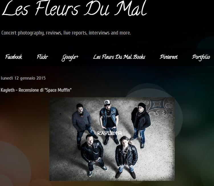 Review by Les fleurs du mal