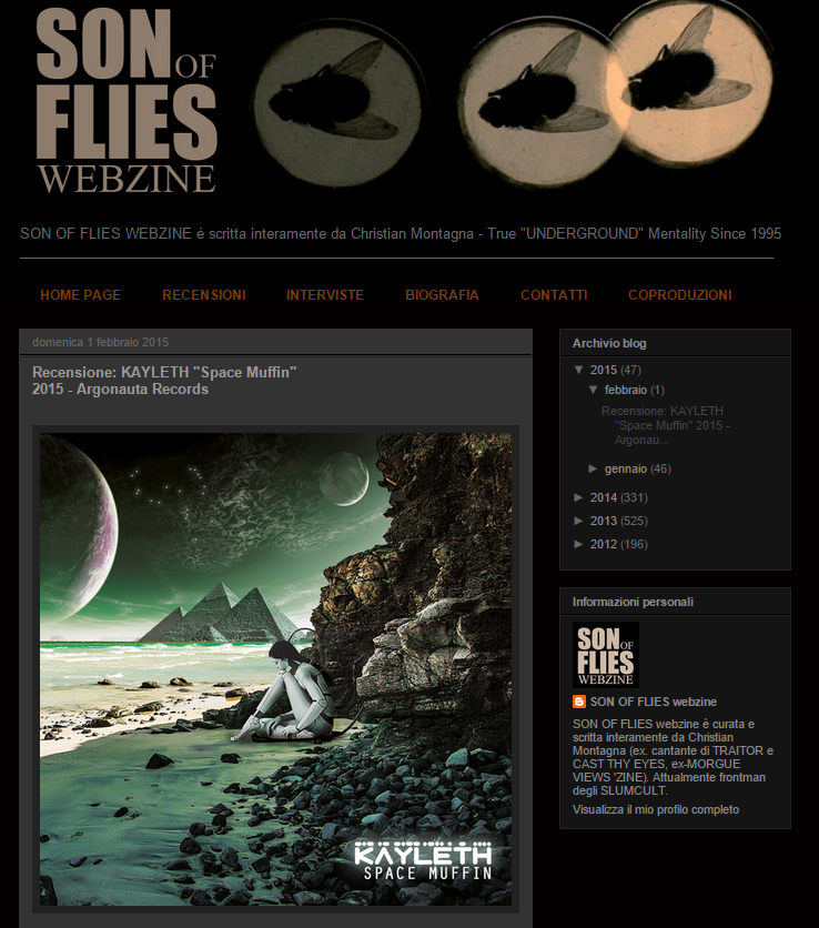 Review by Son of Flies