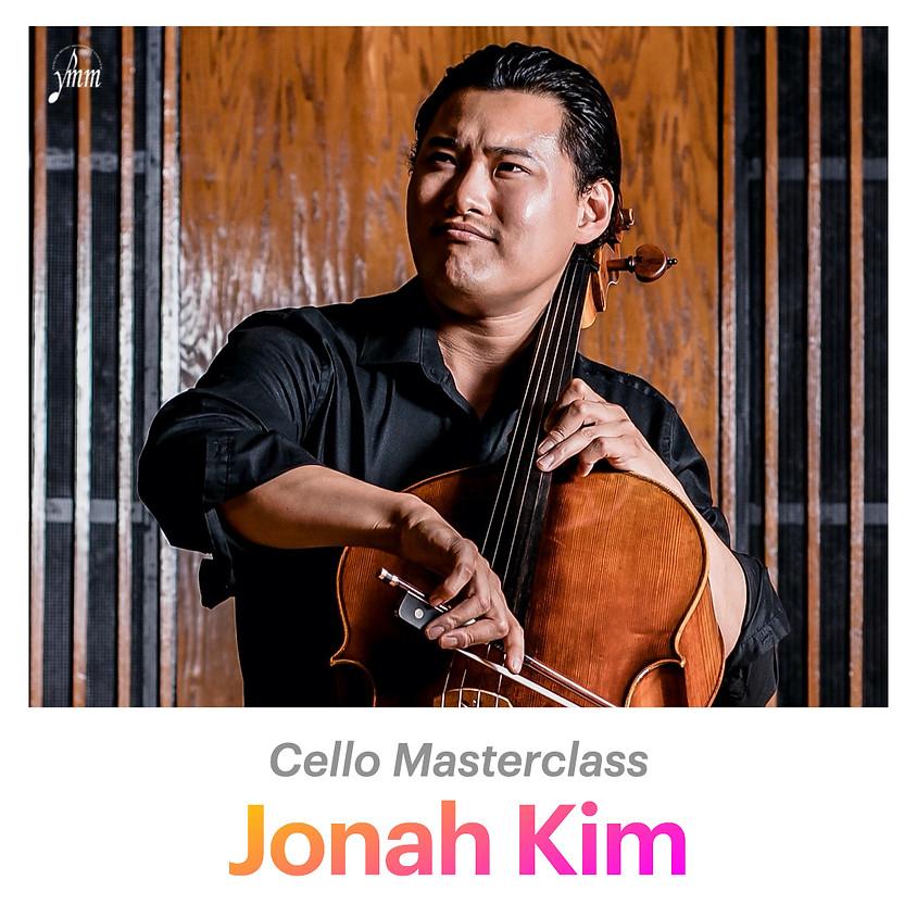 Jonah Kim: Cello Masterclass