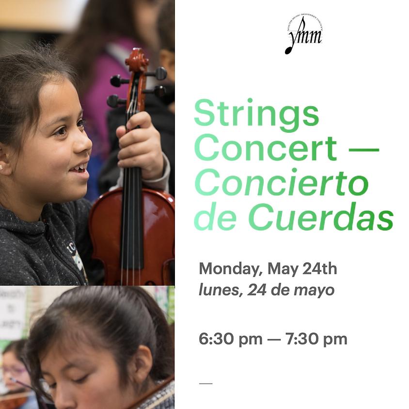 Rose Ferrero Strings Concert - Concierto de Cuerdas