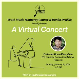 First Virtual Concert