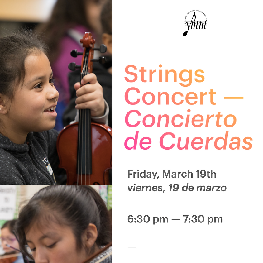 San Vicente Strings Concert - Concierto de Cuerdas