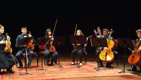 YMMC Chamber Players at Hidden Valley (Peninsula Reviews)