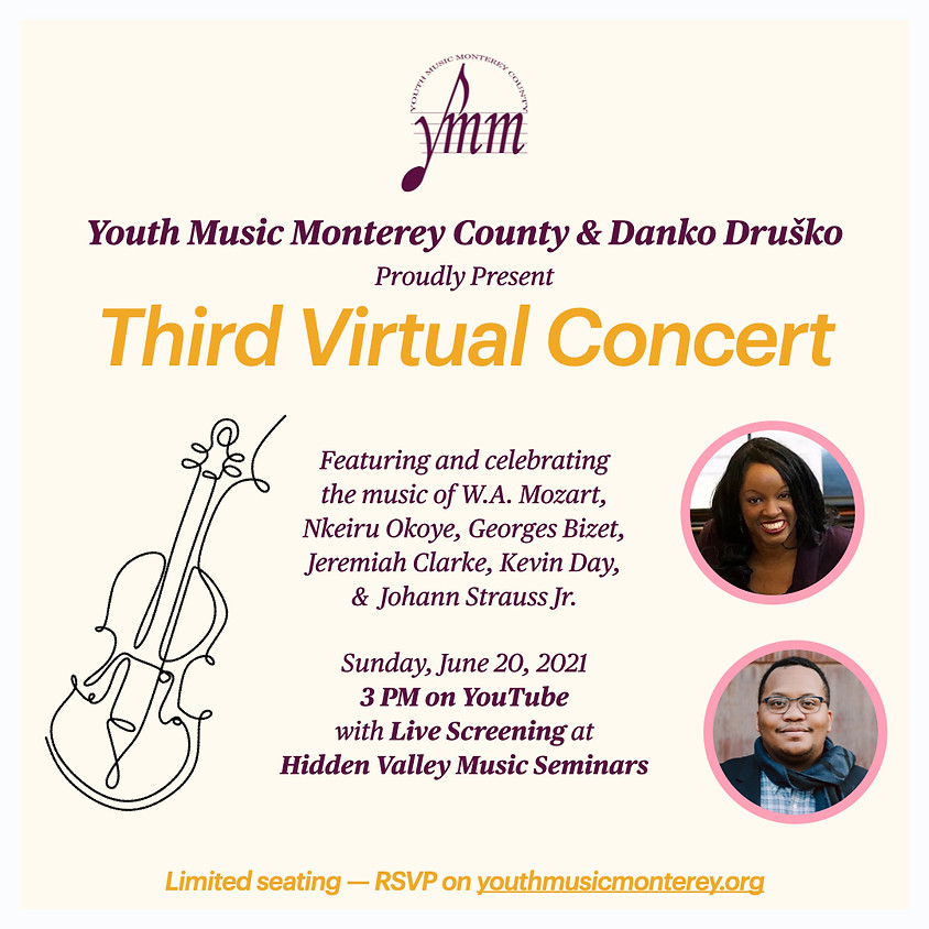 Third Virtual Concert