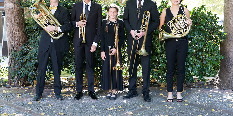 (Canceled) Brass & Woodwind Recital