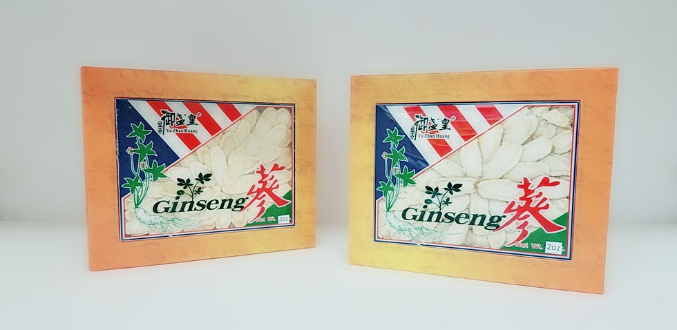 御盞皇大参片 Ginseng Large Slices 2oz