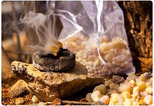Frankincense ~ לבונה ~ קטורת מקודשת