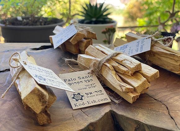 חבילת מקלות פאלו סאנטו