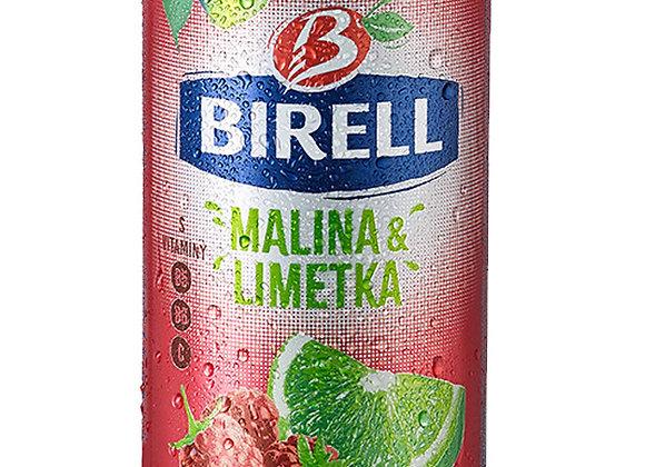 Birell Limetka & Malina, míchaný nápoj z nealk. piva 0,5l plech