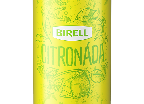 Citronáda od Birellu, míchaný nápoj z nealk. piva 0,5l plech