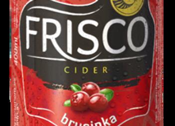 Frisco Brusinka, cidr 0,4l plech