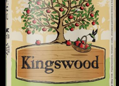 Kingswood Dry cidr, 0,33l plech