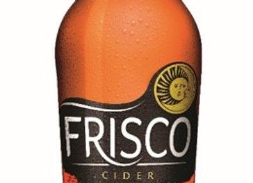 Frisco Spritz, cidr 0,4l nevratná láhev