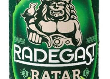 Radegast Ratar, sv. výč. pivo 0,5l plech