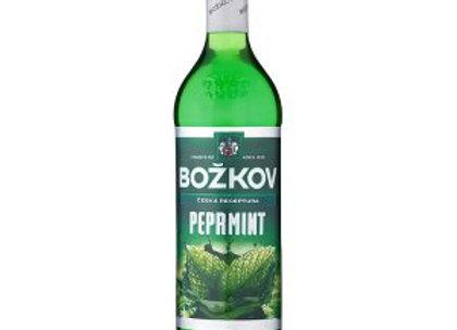 Božkov Peprmint likér 19% 1l