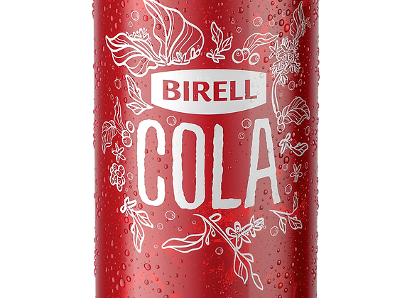 Cola od Birellu, míchaný nápoj z nealk. piva 0,5l plech
