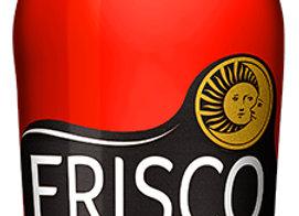 Frisco Brusinka, cidr 0,4l nevratná láhev