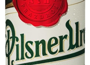Pilsner Urquell, světlý ležák 0,33l plech