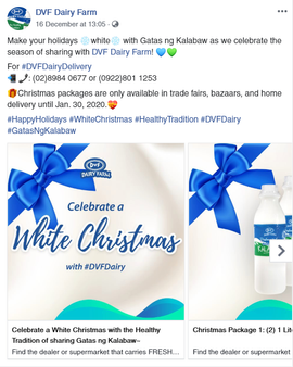 DVF White Christmas (Sample)