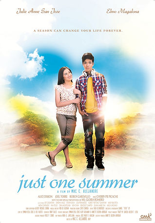 Just One Summer - Poster