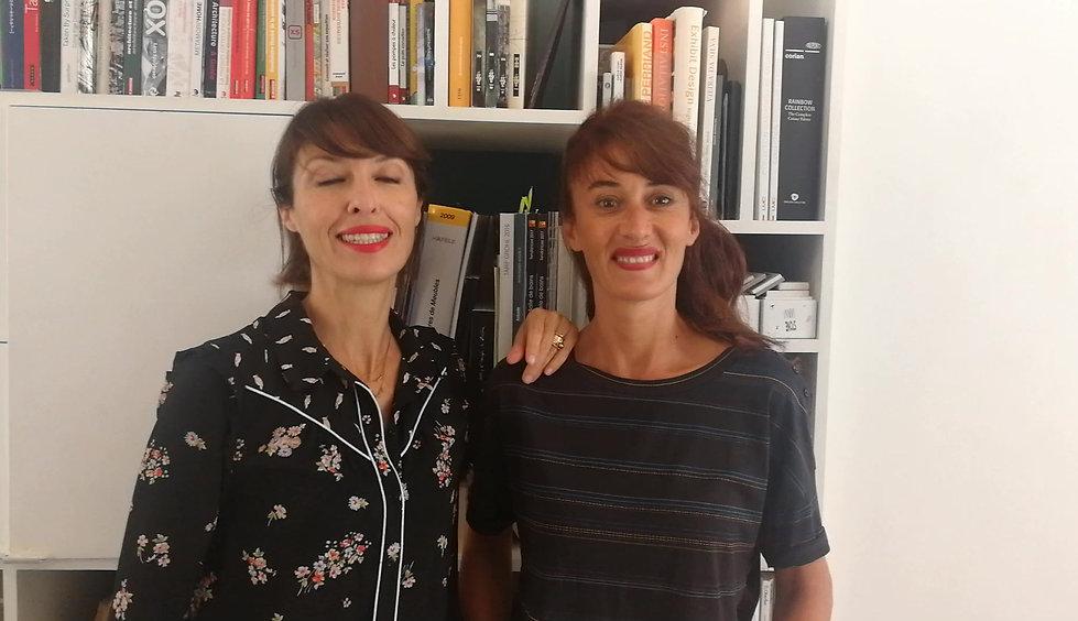 Karine et Gaëlle, architectes pour La Maison France 5, sont au Salon Maison de Tarbes