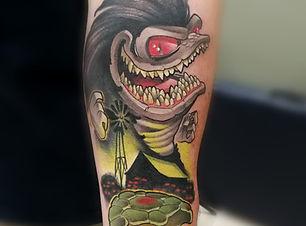 black mirror tattoo shop