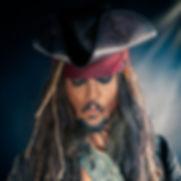 Foire de Tarbes Jack Sparrow