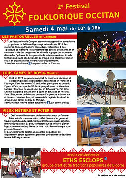 Foire de Tarbes 2019 festival folklore o