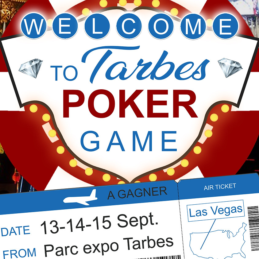 Tarbes Poker Game - Tournoi de Poker 2021