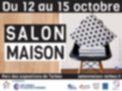 Salon Maison Tarbes 2017 Affiche format