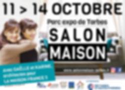 Salon Maison Tarbes 2018_Affiche paysage