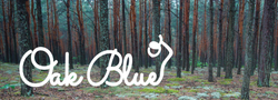 Oakblue logo/web header