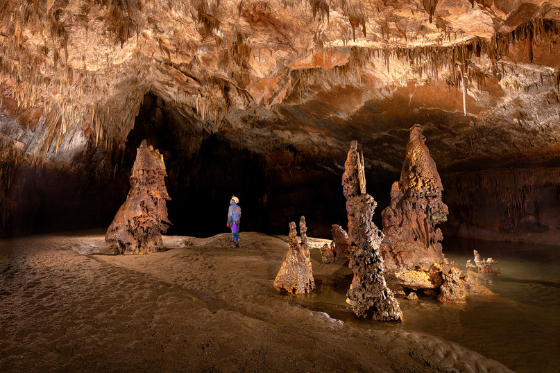 Marras River Cave
