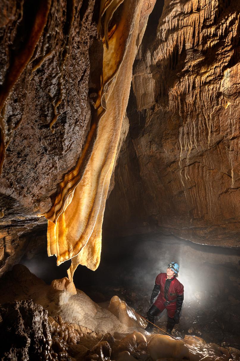 Mannor Farm cave