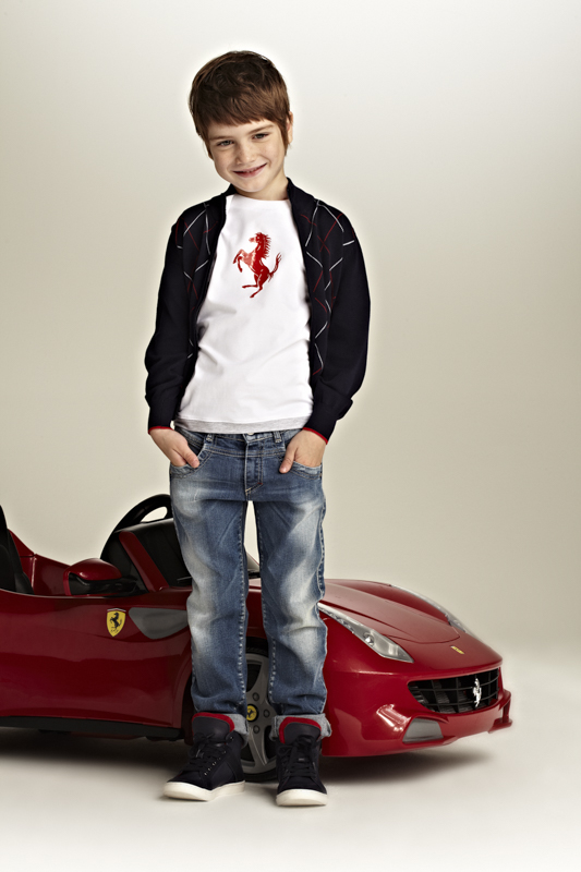 Lookbook Ferrari