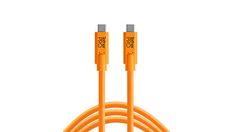 CUC015-ORG_TetherPro-USB-C-to-USB-C_15′_