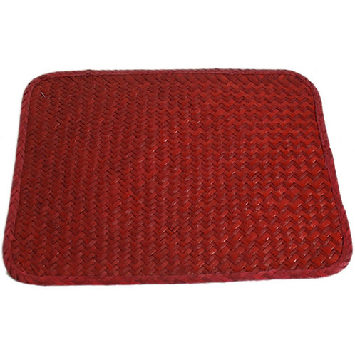 Palm Placemat 30x40 Red
