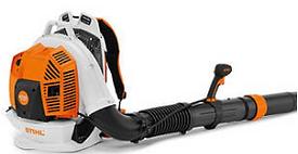 STIHL BR 800 C-E MAGNUM Backpack Blower.