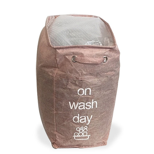 "Bags - ""On Wash Day"" - Marle Pink"
