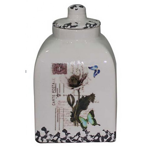 Rectangle Butterfly Jar