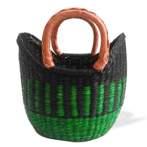 Trade Aid Magazine Basket