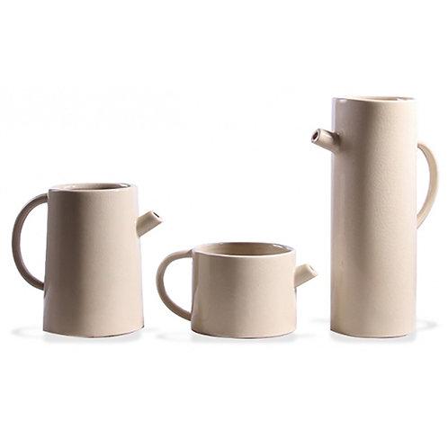 Ceramic Modernist Jug - Medium