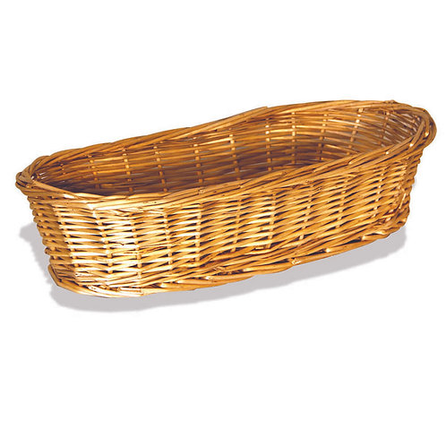 Tray French Bread Willow Oval