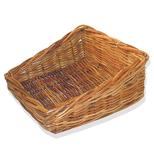 Low Front Display Basket