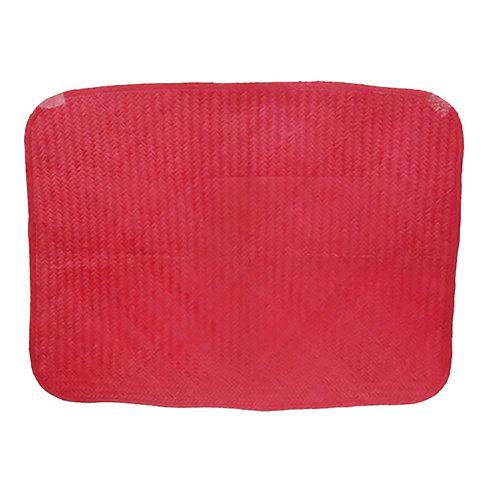 Mat Palm 60 X 80 Red