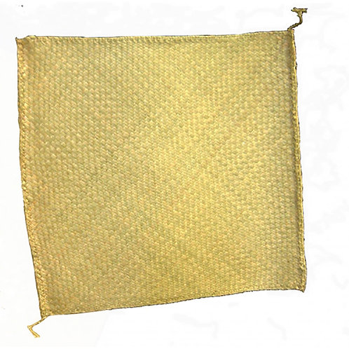 Natural Flax Mat 60 x 80