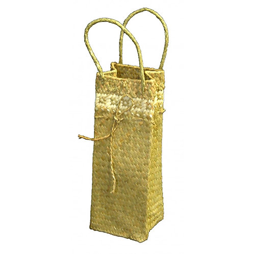 Flax Bottle Bag
