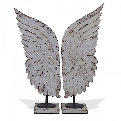 Bramble Angel Wings Small - Sea Salt